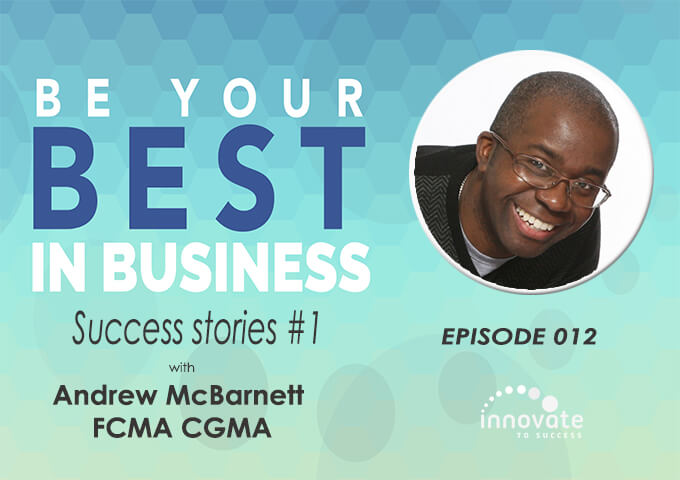 Click Image Above To Access The Be Your Best In Business Podcast