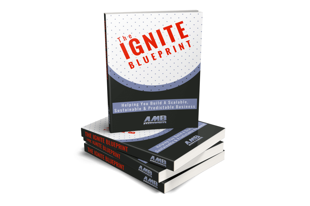 Download A FREE Copy Of The IGNITE Blueprint