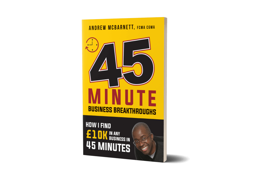 How I Find £10K In Any Business In 45 Minutes